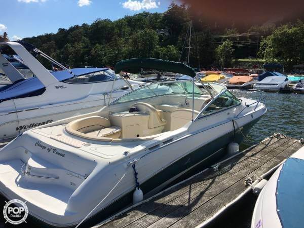 2000 Sea Ray 260 Overnighter For Sale