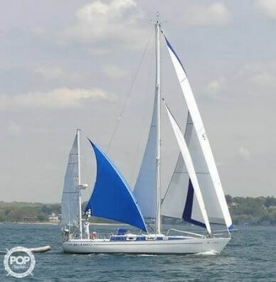 Migrant 45, 44', for sale - $129,000