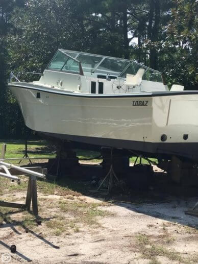 Topaz 36, 36', for sale - $50,500