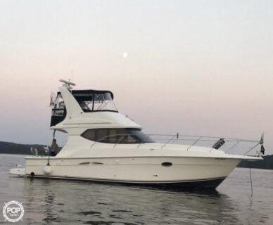 Silverton 34 Convertible, 37', for sale - $129,900