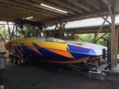 Magic 28 Deck Boat, 28', for sale - $89,800