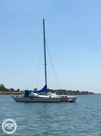 SeaWind 24, 24', for sale - $21,500