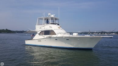 Post 42, 42', for sale - $52,000