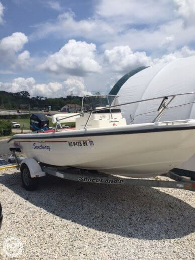 Boston Whaler 18 Dauntless, 18', for sale - $25,900