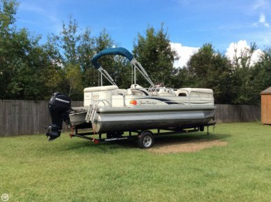 Sun Tracker Party Barge 21 Signature, 21', for sale - $14,500
