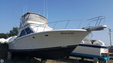 Blackfin 36 Convertible, 36', for sale - $59,500
