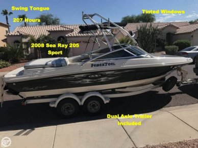 Sea Ray 205 Sport, 21', for sale - $29,249