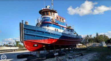 Universal Ironworks 49, 49', for sale - $211,500