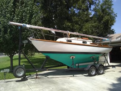Cape Dory 22-D, 22', for sale - $24,500