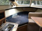 Forward Cabin With Galley, Berth, And Dinette