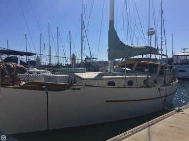 Tayana 37 Pilothouse, 37', for sale - $58,000