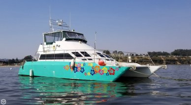 Ocean Cat Ocean 53 Catamaran, 53', for sale - $490,000