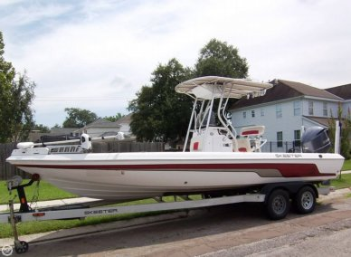 Skeeter ZX 24 V Center Console Bay Boat, 24', for sale - $49,500