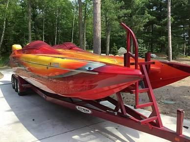 Eliminator Daytona 30, 30', for sale - $285,000