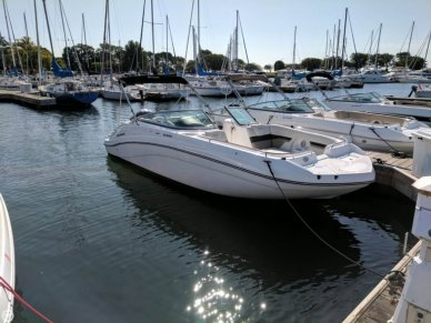Hurricane SD 2486, 24', for sale - $52,500