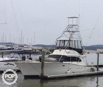 Post 42, 42', for sale - $39,995