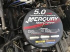 5.0 Mercury Engine