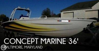 Concept Marine 36 Center Console, 36', for sale - $84,995
