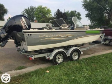 Crestliner Tournament 202, 20', for sale - $30,000