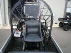 Operators Seat & Control Panel