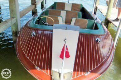 1961 Chris-Craft Model 21 - #2