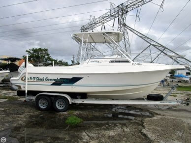 Aquasport Explorer 225, 24', for sale - $12,900