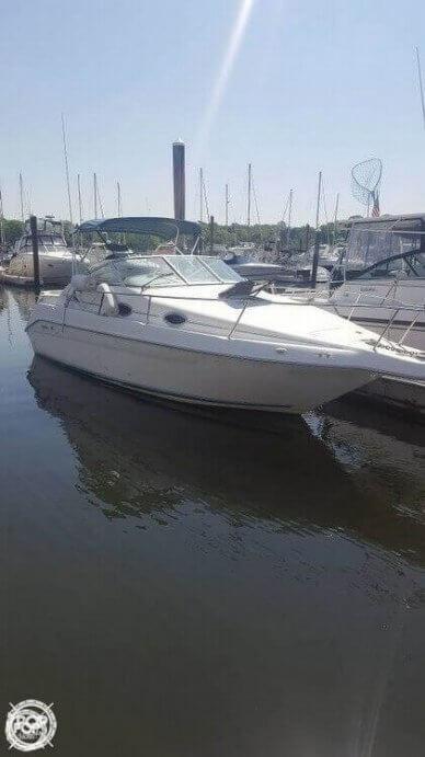 Sea Ray 250 Sundancer, 26', for sale - $15,500