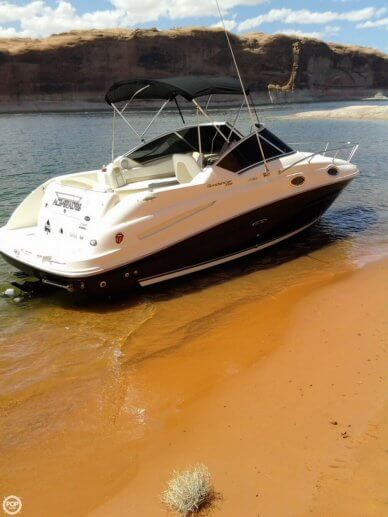 Sea Ray 230 Sundancer, 24', for sale - $50,000