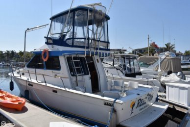 Mediterranean 38 Convertible, 43', for sale - $75,000