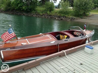 Garwood 18 Barrelback, 18', for sale - $35,600