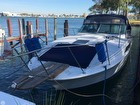 Bow Pulpit, Bow Rail, Foredeck Sun Pad, Windshield, Bimini,