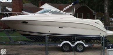 Sea Ray 250 Amberjack, 26', for sale - $26,999
