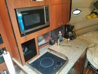 Microwave, Cook Top, Sink