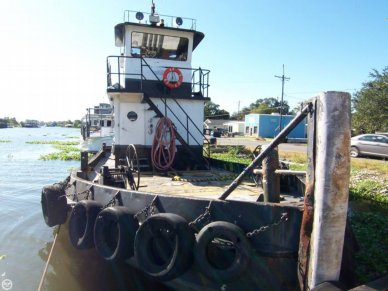 Steel Tug 55 Tug Towing Vessel LC, 55', for sale - $220,000
