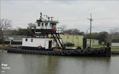 Steel Tug 53, 53', for sale - $320,000