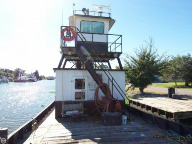 Steel Tug 53 Tug Tow Support Vessel CN, 53, for sale - $295,000