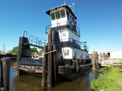 Steel Tug 55 Tug Towing Vessel TD, 55, for sale - $292,500