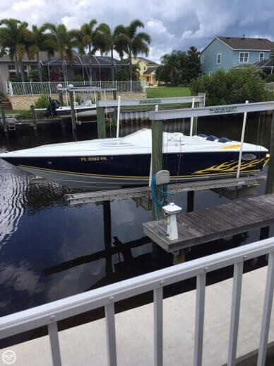 Baja Outlaw, 25', for sale - $35,000