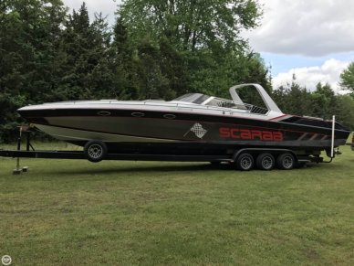 Scarab 400, 39', for sale - $27,300