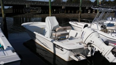 Carolina Skiff 218 DLV, 20', for sale - $27,700