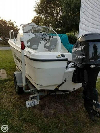 Trophy 18, 18', for sale - $15,500