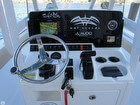 Helm With JL Audio & Simrad Chartplotter