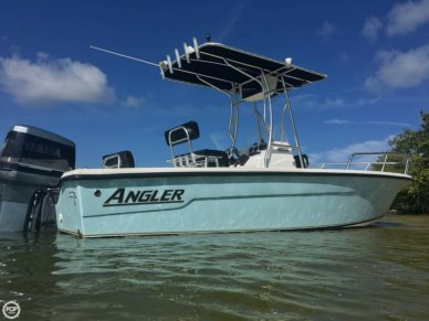 Angler 2200 Grande Bay center console, 22', for sale - $22,500