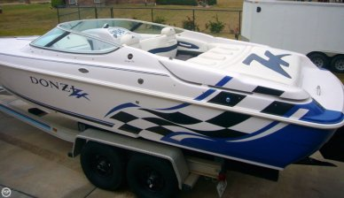 Donzi 26ZX, 26', for sale - $49,500