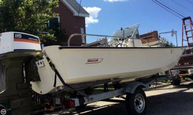 Boston Whaler Montauk, 16', for sale - $17,000