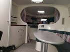 Galley, V Berth, Dinette