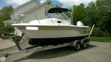 Sea Fox 216 Walkaround, 21', for sale - $22,500