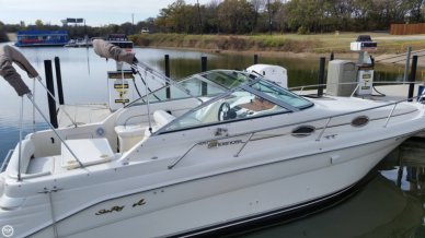 Sea Ray 270 Sundancer, 27', for sale - $32,900