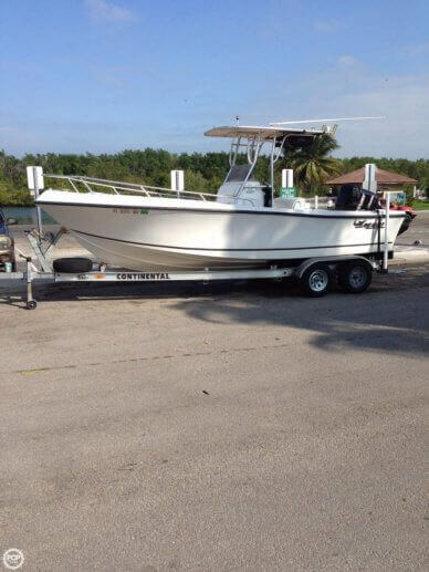 Mako 221 CC, 21', for sale - $25,900