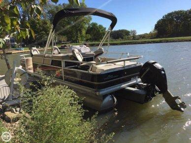 2013 Sun Tracker Fishin' Barge 22 DLX - #2